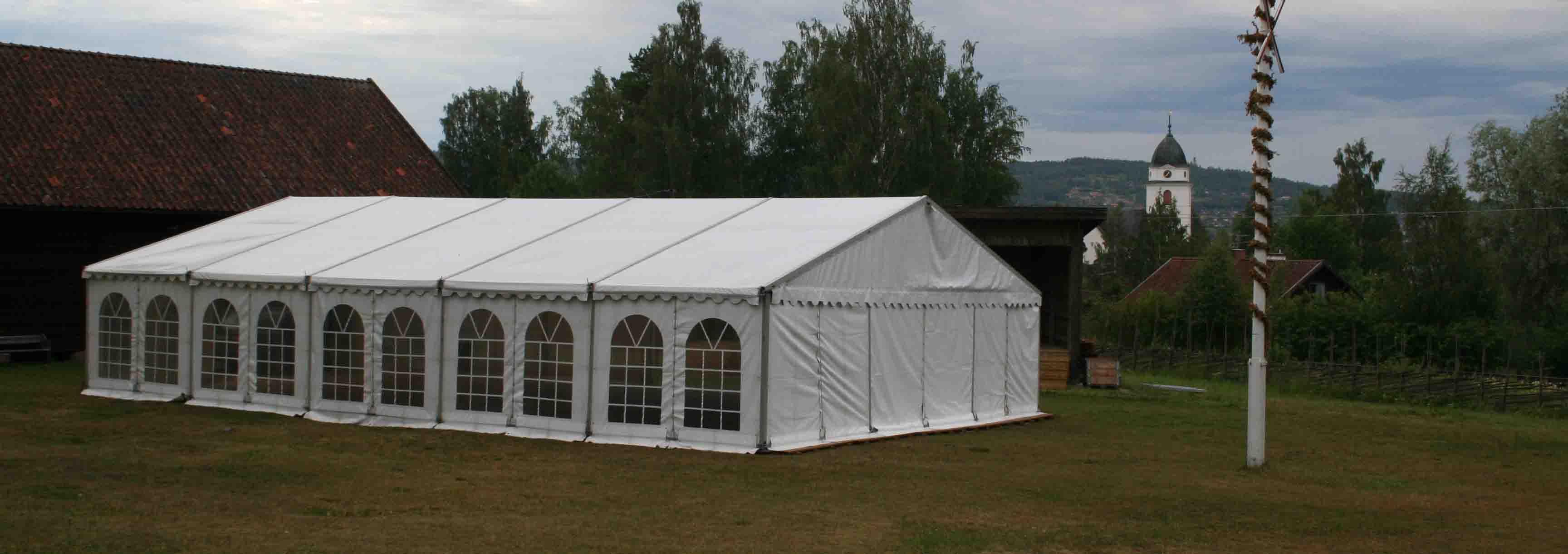 Partytält och Bröllopstält i Rättvik