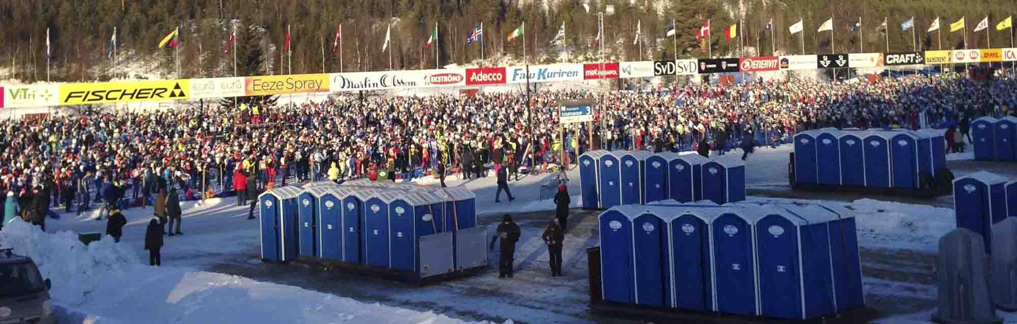 Vasaloppet Sälen -SeBra Event AB
